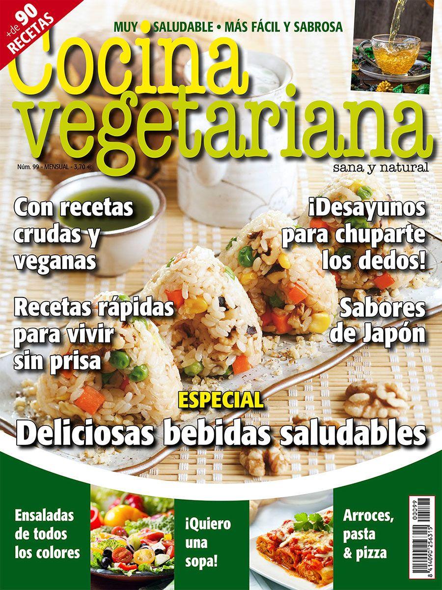 Revista Cocina Vegetariana nº 99